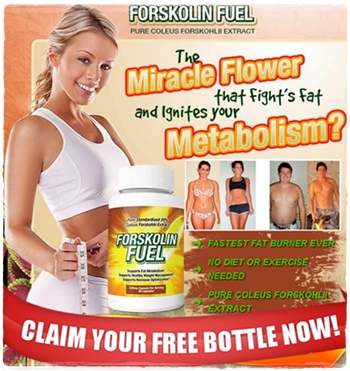 Forskolin Fuel in USA!
